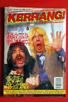 SPINAL TAP COVER WARRIOR SOUL/GUNS'N'ROSES POSTER 1992 AC/DC CULT UK MAGAZINE