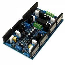YJ HI-FI 2SA1494/2SC3858 300W+300W 8ohm AMPLIFICATORE stereo CLASSE AB COMPLETO Board