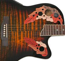Santander Akustik Western Roundback Gitarre, Cutaway Tonabnehmer Mahagoni Sunb.