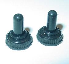 2 Stück Schutzkappe für Kippschalter, 6mm M6, Staubschutzkappe, Wasserdicht S172