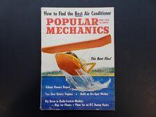 Popular Science, June 1962, 1960s Vintage Popular Mechanics