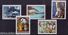 Francia (Polinesia) - Dipinti del 1971 (2a serie) - Menta MTD-SG 147-51