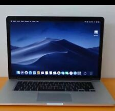 """Apple MacBook Pro 15"""" 2015 RETINA i7 4770HQ Turbo 2.2-3.4GHz 16GB 512 SSD Office"""