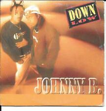 CD SINGLE 2 TITRES--DOWN LOW--JOHNNY B.--1997