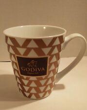 GODIVA MUG, COLLECTION, WHITE GOLD, BELGIUM 1926
