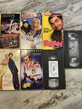 comedy vhs movies lot