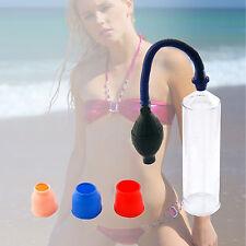 "8"" Power Vacuum Male Enhancement Enlarger Penis Pump Bigger Erection Enlargement"