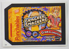 2005 Topps Wacky Packages Trading Card #34-Punchables-Lunchables