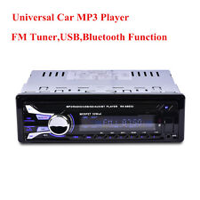 12V Bluetooth Car Radio Auto Stereo FM MP3 Player AUX Input with Romote Control