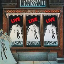 Renaissance - Live at the Carnegie Hall [New CD] Germany - Import