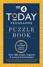 Today Programme - Puzzle Book Paperback BBC author