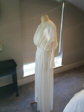 The Dolls House Fashion Ivory Silk Co Ord Size Small