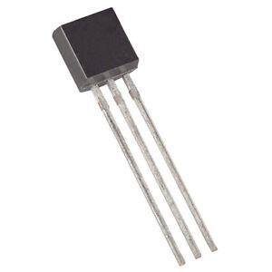 10 pezzi L78l05 stabilizzatore di tensione 5V LM 78L05 TO92