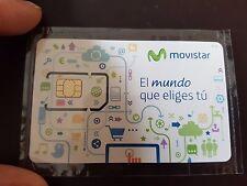 Tarjeta SIM Movistar Portabilidad Cancelada No funciona No se puede activar
