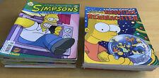 Simpsons Comics Sammlung - Simpsons Classics, Winter Wirbel und viele weitere