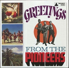 Pioneers – Greetings From NEW VINYL LP £11.99 Amalgamated Records ROCKSTEADY