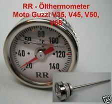 RR Ölthermometer MOTO GUZZI v35, v45, v50, v65, NTX 650, rr15, oiltemp Gauge