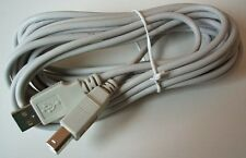 Wentronic USB Kabel (a-stecker auf B-stecker) grau 3m