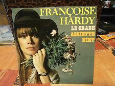 """françoise hardy""""ep7""""or.fr.des années 60s.sonopresse:hy1101 biem""""le crabe""""+ 3 ."""