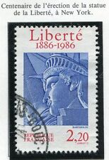 STAMP / TIMBRE FRANCE OBLITERE N° 2421 STATUE  LIBERTE NEW-YORK