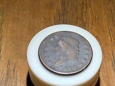 1810 Classic Head Large Cent