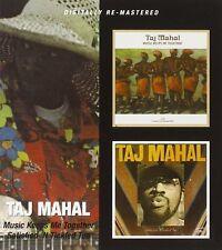 Taj Mahal Music Keeps Me Together/Satisfied 'N Tickled Too 2-CD NEW SEALED 2010