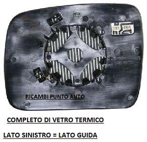 VETRO PIASTRA SPECCHIO TERMICA SINISTRO 001065 LAND ROVER DISCOVERY IV 2009 2014
