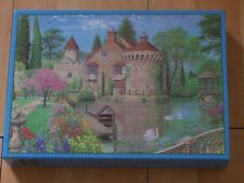 1000 Piece Jigsaw Puzzles - The Old Castle Garden