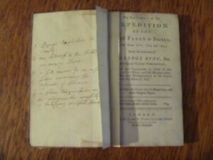 1739 Account of the expedition of the British fleet to Sicily, under George Byng