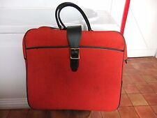 Vintage Holdall Puma? Medium / Large Red & Black