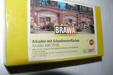 HS Brawa  2881 Arkaden/Fenster Bausatz