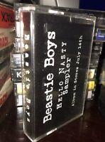 Beastie Boys Cassette Tape Hello Nasty SAMPLER PROMOTIONAL NOT FOR SALE CAPITAL