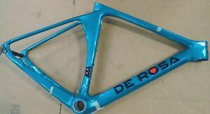 De Rosa SK Pininfarina Disc Road Frame 48CM BLUE