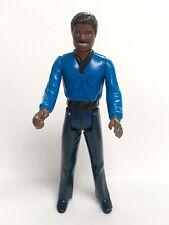 Vintage Star Wars Figure PBP/Poch Lando Calrissian Bespin Scar COO