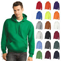 Gildan Mens DryBlend Pullover Hoodie Sweater Hooded Sweatshirt S-3XL - 12500