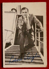 THE MAN FROM UNCLE - Robert Vaughn - Napoleon Solo - A & BC Ltd, Card #32 - 1965