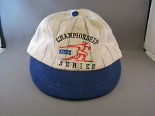 "Keds ""Championship Series"" Baseball Pinstripe Child's Hat/Cap Stretch Fit"