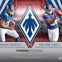 2018 Panini Phoenix Football Cards Single Base and Rookies You Pick