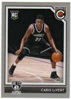 2016-17 Panini Complete Basketball SILVER #214 Caris LeVert Brooklyn Nets  RC Ro