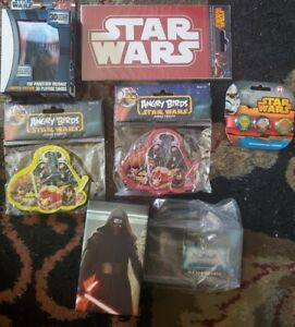 Topps Star Wars Force Awakens 3D Lenticular Widevision Set W/ 5 Autographs + LOT