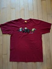 Enjoi Skateboarding Polo Panda Tee Shirt - Large
