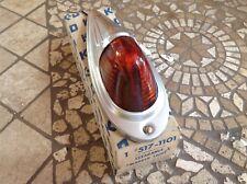 NOS KD 517 vintage marker Light FENDER amber GLASS lens TRUCK CAB