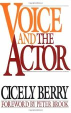 Voice and the Actor-Cicely Berry