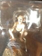 Gollum Lord of the rigs figurine