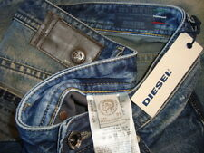 NWT$348 DIESEL DNA BUSTER Made in ITALY Men's Jeans W-0845L Sz 31x32