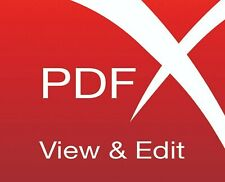 Full Pro PDF Editor Software  (PC ONLY)
