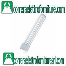 Lampada OSRAM DULUX L 18W DL18840 2G11 4000K