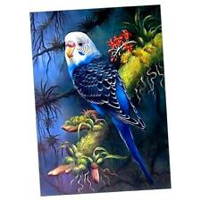 Beauty Bird 5D Diamond DIY Painting Craft Kit Home Wall Hanging