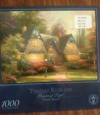 Thomas Kinkade- Painter of Light - Winsor Manor 1000 PC 27x20 Jigsaw Puzzle