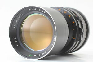 [Exc+4] Mamiya Sekor C 360mm f/6.3 Lens for RB67 Pro S SD II From JAPAN